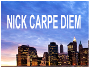 Nick Carpe Diem
