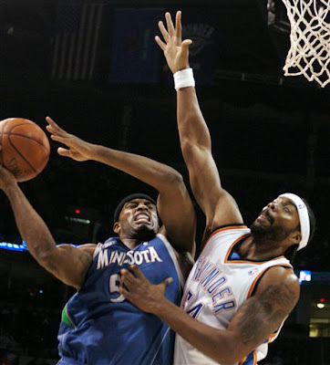 14 and counting – the Thunder loses again falling to 1-16