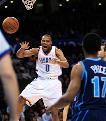 Thunder rolls to biggest win of the season, 114-93 over Utah
