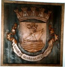 Brasão da Camara Municipal de Olhão