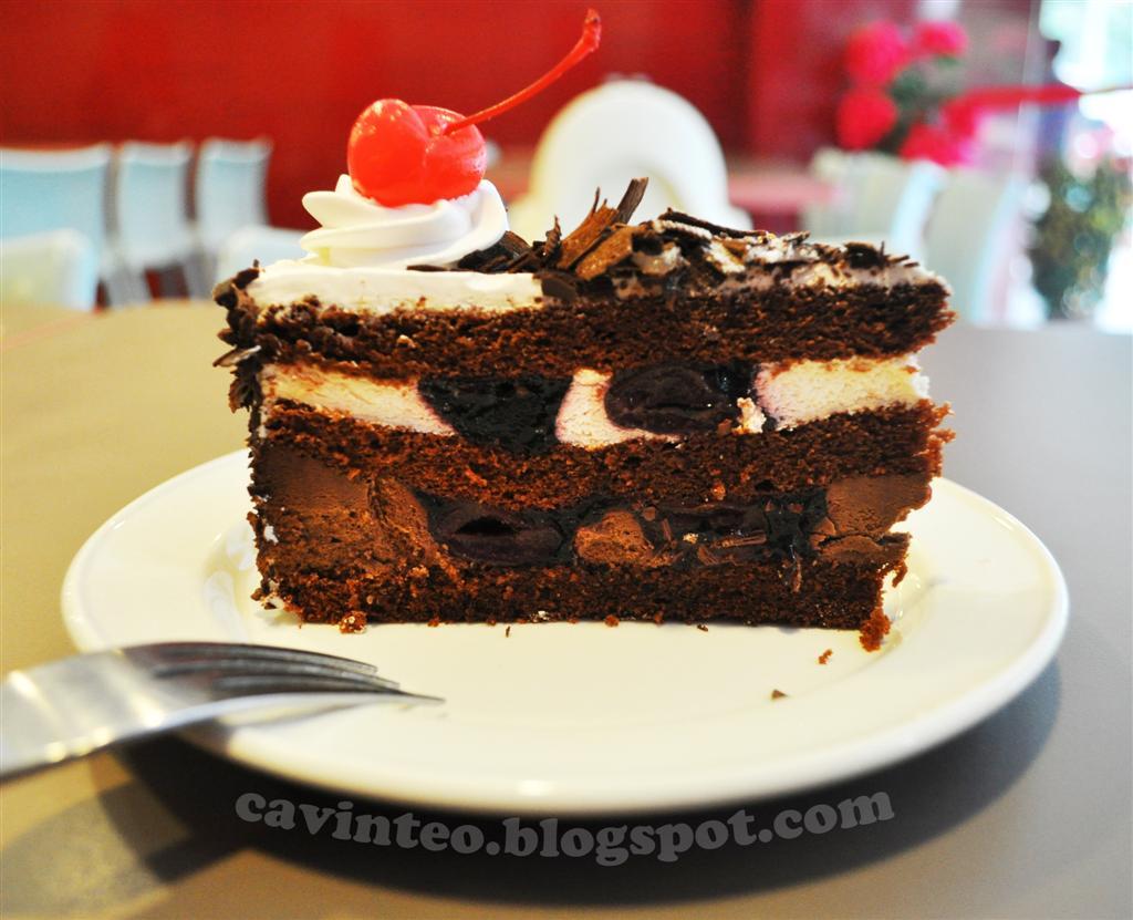 Hans Black Forest Cake