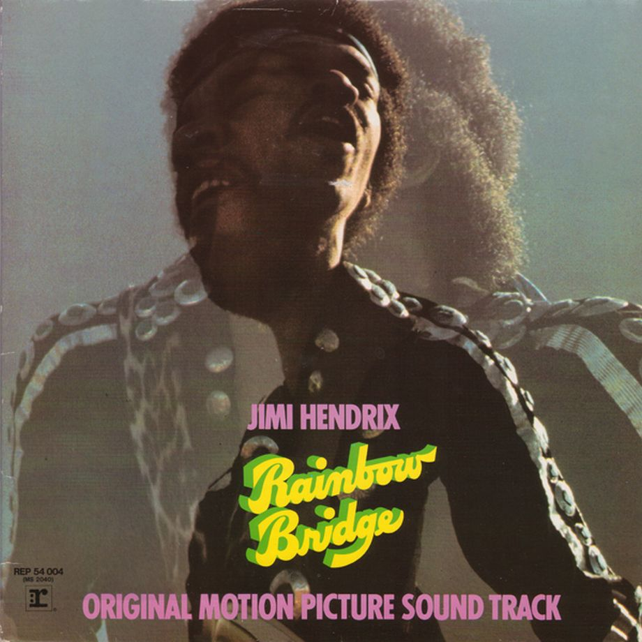 Prochedelic music: Jimi Hendrix - Rainbow Bridge (Original Motion ...