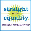 Proudly Straight For Equality