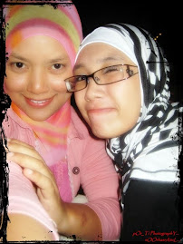wif cik izyan......my little sis...