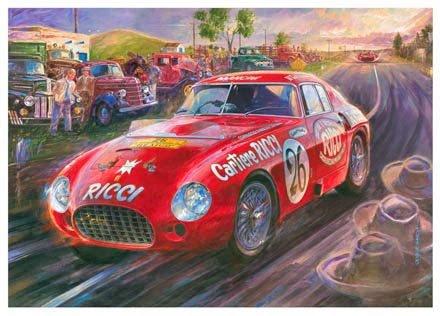 Ferrari 375 Plus Panamericana
