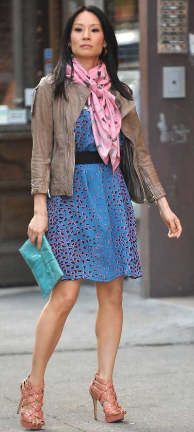 Celebrity Style Of The Week April 16,2010