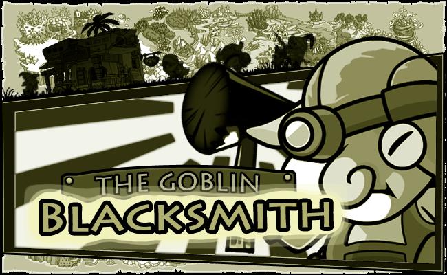 G.Blacksmith Info