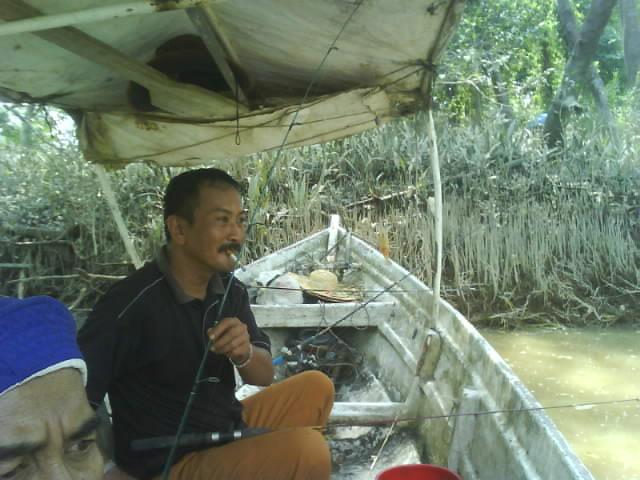 Jom Mancing Bersama Di Port Klang: Musim Udang Dah Datang