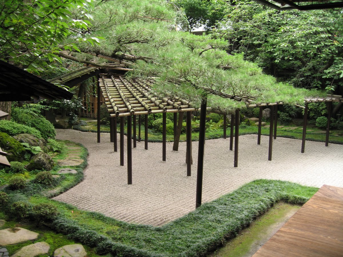 Garden talks and pictures what is zen garden for Zen garden designs