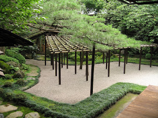 Garden talks and pictures what is zen garden for Decoration zen jardin