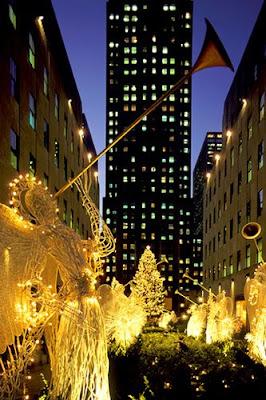 Donde viajar: Navidad en Nueva York