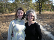 Aunt Paulette and Melissa- Thanksgiving