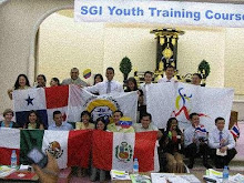2008 SGI Youth Training Course