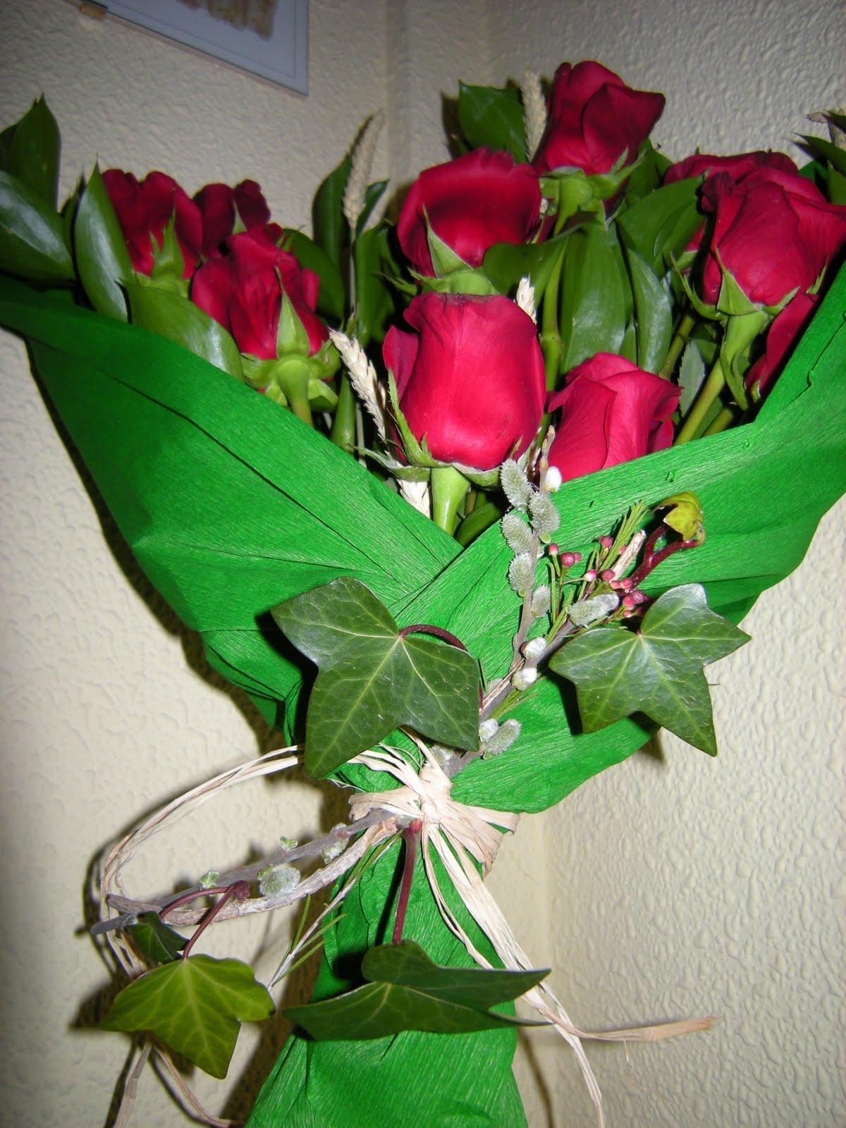 flores naturales ramo de rosas On ramos de rosas naturales