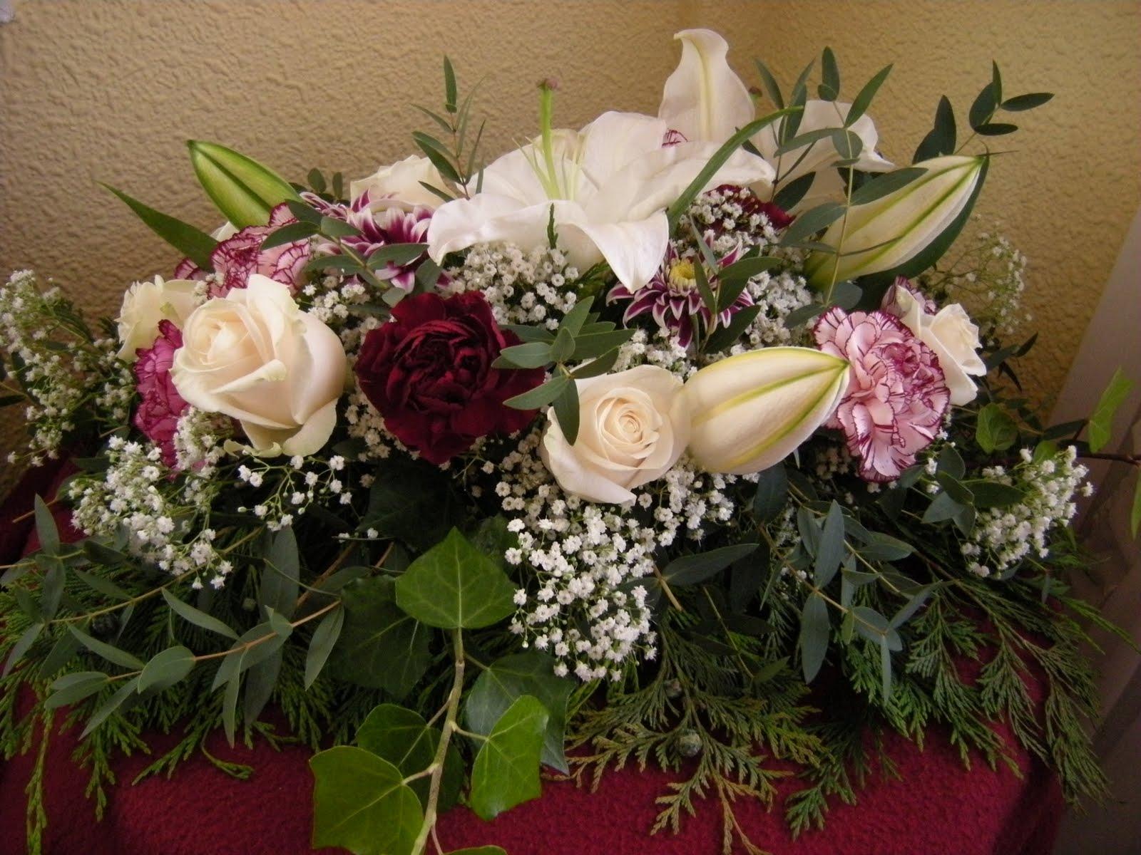 Flores naturales centro de flores - Centro de flores naturales ...