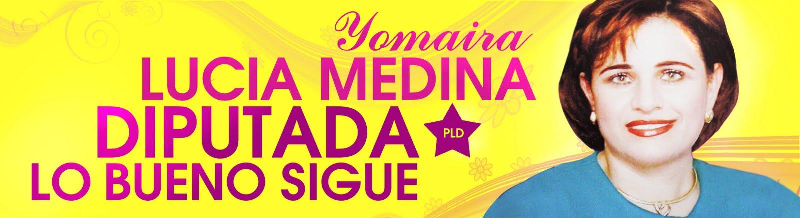 Lucia Medina Diputada