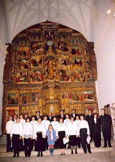 Presentación del Orfeón (28-XII-2003)