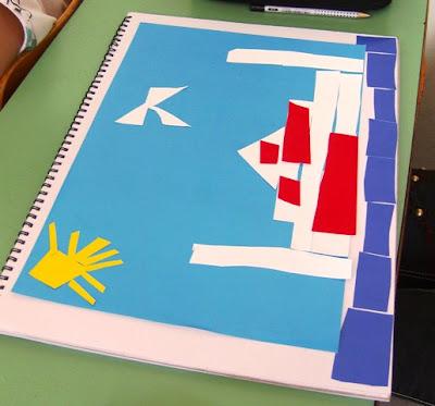 Μικροί Καλλιτέχνες σε δράση Sxoleio+eikastika+kolaz+karavaki+005