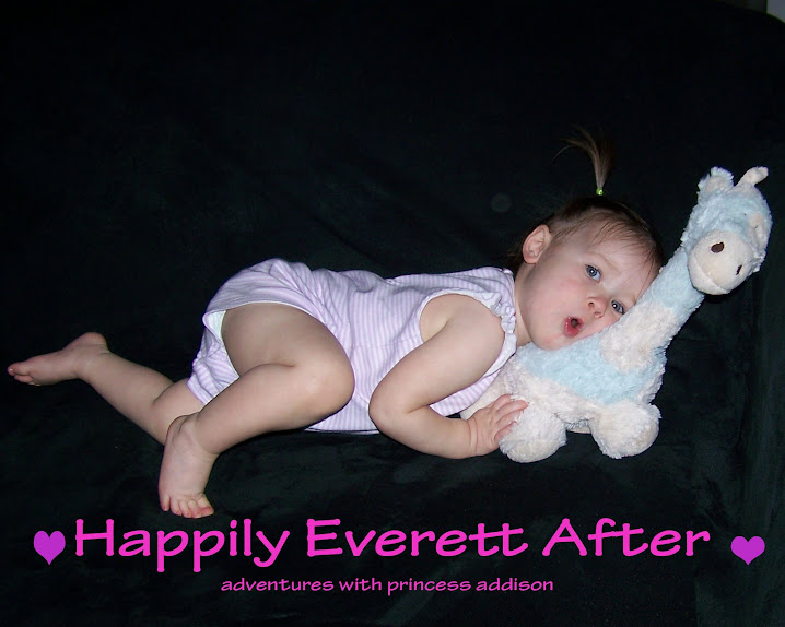 Happily Everett After