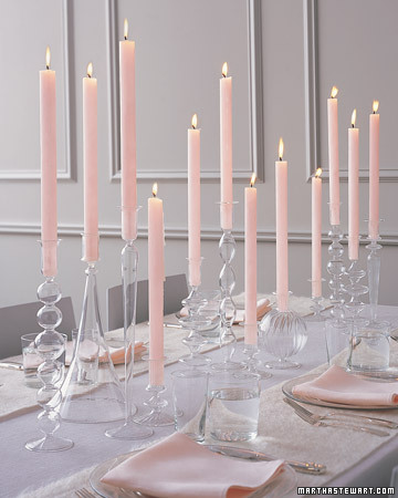 Elegant and modern candleholders find them at stores like IKEA and CB2