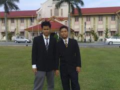 With Zack @ Bagunan Suluh Budiman