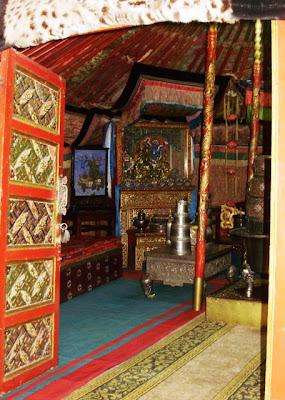 Зимний дворец Богдо хана, Улан-Батор, Монголия