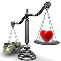 amor o dinero