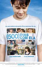 """Filme: """"500 dias com ela""""."""