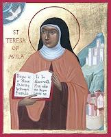 Sainte Therese d'Avila