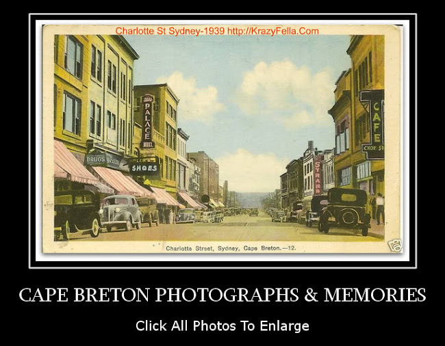 Cape Breton Photographs and Memories