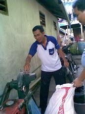 Pak Suryo Irwanto, peneliti tepung kassava