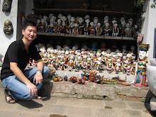 23.09.2008-Vien Mieu of Hanoi
