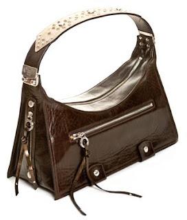 Win the CAMENAE 'Siren Mogano' Leather Shoulder Bag! ARV $1,135