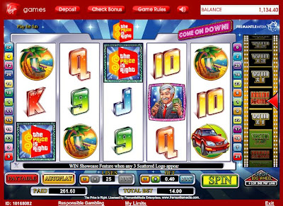 how to the right slot machine