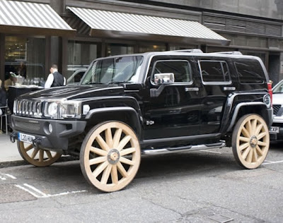 Cool Radical Hummer Tuning