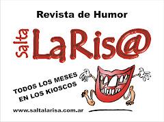 REVISTA MENSUAL DE HUMOR SALTA LA RISA