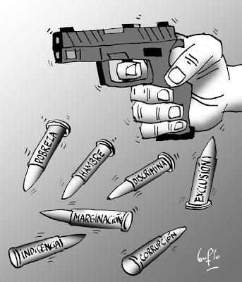 violencia de armas: