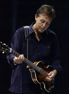 The Beatles Polska: Paul McCartney gra do filmu Michela Gondry