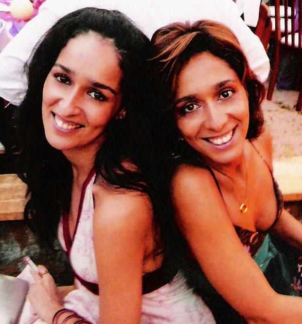 Mônica e Patrícia