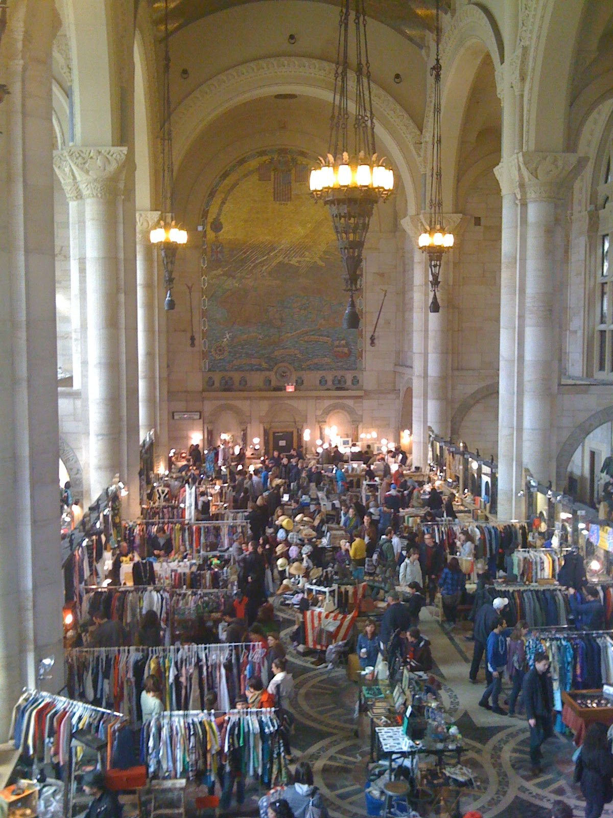 Pay A Visit An Afternoon At The Brooklyn Flea