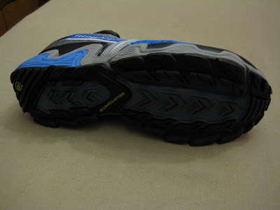 Montrail Wildwood TR sole