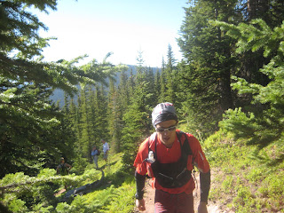 TransRockies Run Martin Gaffuri Stage 5