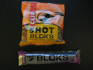 Clif Shot Bloks packages