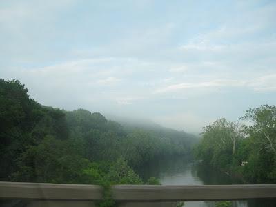 MMT 100 Massanutten Shenandoah River