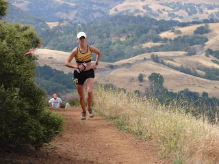 Caitlin Smith Mount Diablo 50k