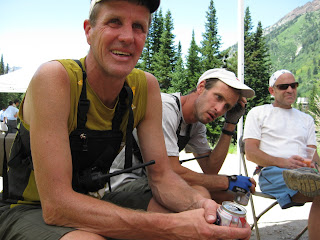 Scott Mason Karl Meltzer Speedgoat 50k