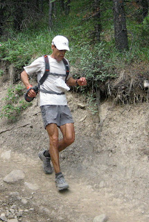 Dean Karnazes Canadian Death Race