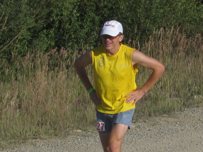 Leadville 100 mile 2009 Garett Graubins