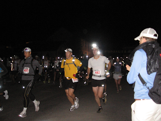 Leadville 100 mile 2009 start