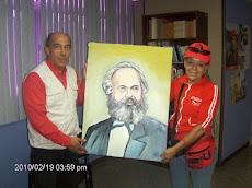 Karl Marx. Nació en Alemania el 05/05/1818 y Murió el 14/03/1883.